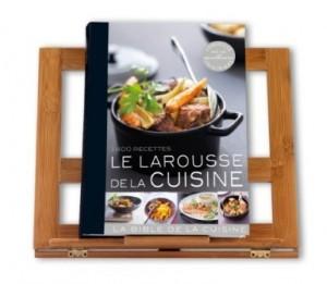 Telecharge larousse de la cuisine avec son lutrin - Livre de cuisine en ligne ...